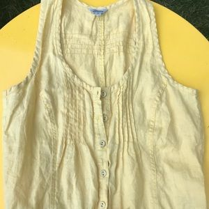 Vintage Guess Button Up Romper